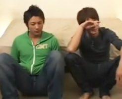 【ゲイ動画 pornhub】『俺もうパンパンやで!』関西大物芸人のモノマネしながら関西弁イケメンがBLゲイセックス!