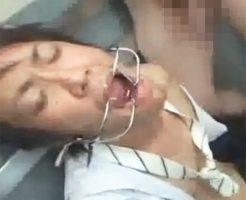 【ゲイ動画 pornhub】病院のエレベーターで集団レイプされるサラリーマン!なんで?!いつの間に?!ちんこもアナルも気持ちよくて逆らえないwww