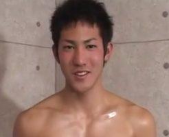 【ゲイ動画 pornhub】スジ筋ノンケイケメンを目隠ししてローターと電マで責めまくる!快感に耐えられず腰浮かせながら絶頂!