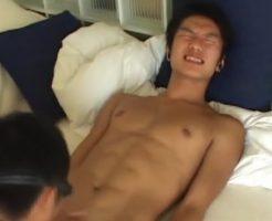 素人イケメン達をホテルに連れ込み兄貴の超越テクでイかせまくるゲイ動画