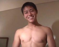 【ゲイ動画 pornhub】マジで爽やか系のイケメン君が登場!モデル並みのルックスで喘ぐ姿が可愛い!