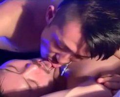 【ゲイ動画 pornhub】絡み合う舌。舐め回すセックスがこんなにエロいなんて・・・w