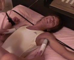 【ゲイ動画 pornhub】電マにアナルパール、ディルドに拘束。様々な責め方でよがり狂いアヘ顔連発の長時間動画