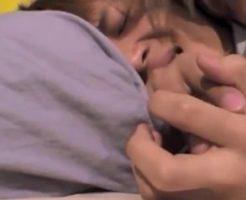 【ゲイ動画 pornhub】想い合う二人の絡み合い。繋ぐ手に愛情を感じるBLファック!