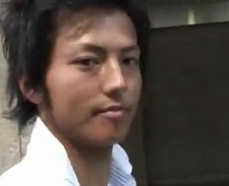 ジャニ系の素人イケメン大学生をナンパして身体の隅々までたっぷり撮影w