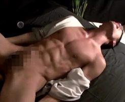 【ゲイ動画 xvideos】ヤンチャな見た目で完全受け。ケツ穴を突かれるたびにちんこの先からダラダラと精液を垂れ流すw
