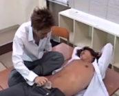 ぶん殴って気絶させた教師を縛って拘束レイプするヤンキー高校生!
